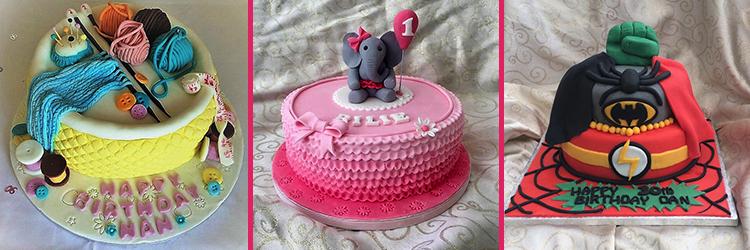 birthday cakes bournemouth