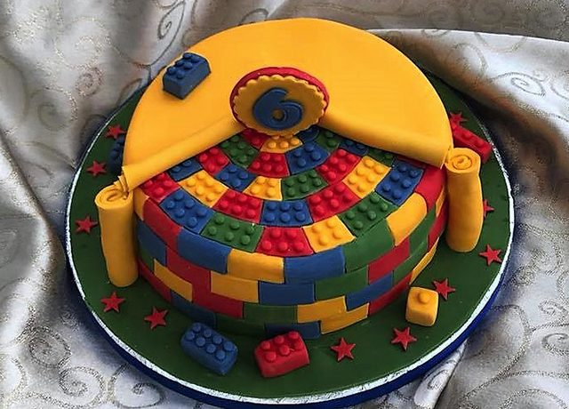Excellent Lego Birthday Cake Sweet Indulgent Fancies Funny Birthday Cards Online Sheoxdamsfinfo